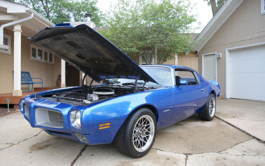 #TransformationTuesday: 1971 Pontiac Firebird