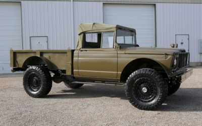 #TransformationTuesday: 1968  Jeep