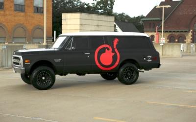 #TransformationTuesday: 1969 Chevrolet Suburban