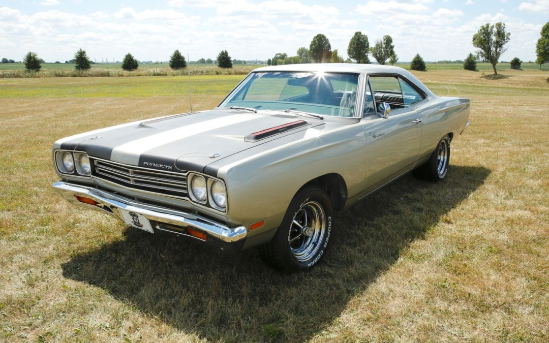 #TransformationTuesday: 1969 Plymouth Road Runner