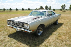 1969 Plymouth Road Runner on Garage Squad