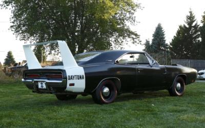 #TransformationTuesday: 1969 Dodge Charger Daytona