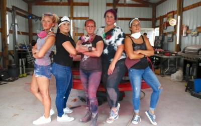 Garage Squad Welcomes Bogi as Season 8 Begins Filming!