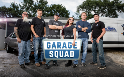 Mark Your Calendars for October 14, the Season Premiere of Garage Squad